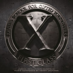 Original Soundtrack - X-Men: First Class