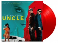 Original Soundtrack - Man From U.N.C.L.E.