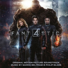 Original Soundtrack - Fantastic Four (2015)