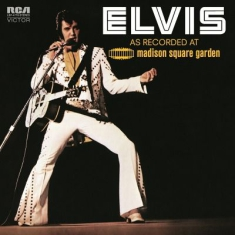 Elvis Presley - As Recorded At Madison..