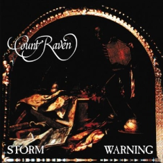 Count Raven - Storm Warning (2 Lp Black)