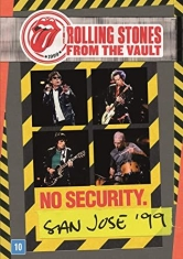 Rolling Stones - From The Vault: No Security (Dvd)