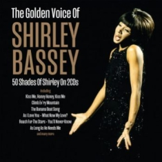 Shirley Bassey - Golden Voice Of