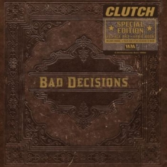 Clutch - Book Of Bad Decisions (Inkl.Bok)