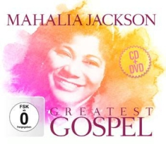 Mahalia Jackson - Greatest Gospel (Cd+Dvd)