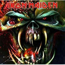 Iron Maiden - Iron Maiden Fridge Magnet: Final Frontier