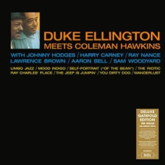 Ellington/Hawkins - Duke Ellington Meets Coleman Hawkin