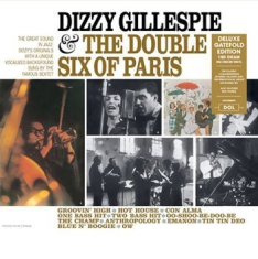 Dizzy Gillespie - Dizzy Gillespie & The Double Six Of