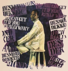 Desmond Dekker - You Can Get It If You Really Want (