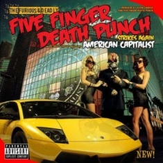 Five Finger Death Punch - American Capitalist (Deluxe)