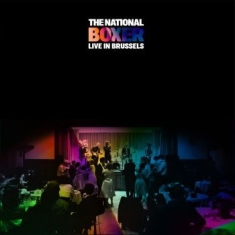 National The - Live In Brussels