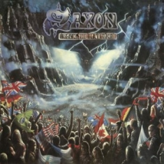 Saxon - Rock The Nations (Vinyl)
