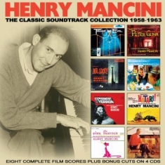 Mancini Henry - Classic Soundtrack Collection (4 Cd
