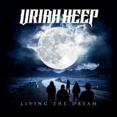 Uriah Heep - Living The Dream (Box Cd+Dvd+T-Shir