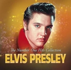 Presley Elvis - The Number One Hits Collection