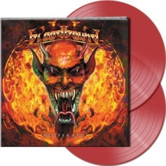 Bloodbound - Nosferatu 2 Lp Ltd Gtf Red Vinyl