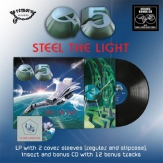 Q5 - Steel The Light (Lp + Cd)