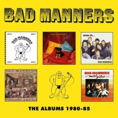 Bad Manners - Albums 1980-85