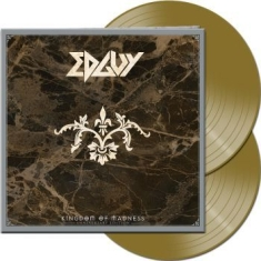 Edguy - Kingdom Of Madness (2 Lp Gatefold G
