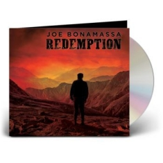 Joe Bonamassa - Redemption (Cd Deluxe)