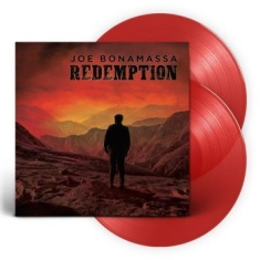 Joe Bonamassa - Redemption (2Lp Ltd.Red)