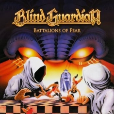 Blind Guardian - Battalions Of Fear (Black Lp Remixe