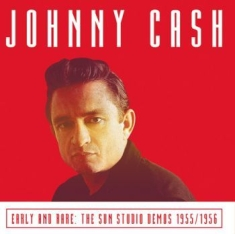 Cash Johnny - Sun Studio Demos 1955-1956