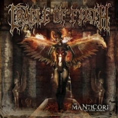 Cradle Of Filth - Manticore The & Other Horrors