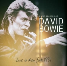 Bowie David - Live In New York 1987 (Fm)