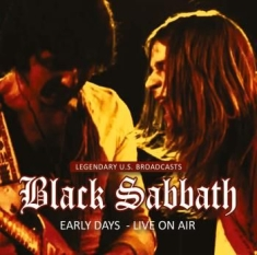 Black Sabbath - Early Days - Live On Air (Fm)