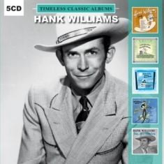 Williams Hank - Timeless Classic Albums