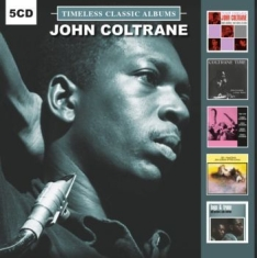 John Coltrane & Friends - Timeless Classic Albums (5Cd)