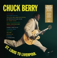Berry Chuck - St. Louis To Liverpool