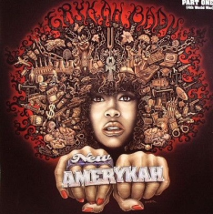 Erykah Badu - New Amerykah Part One