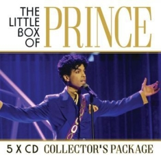 Prince - Little Box Of (5 Cd) Live Broadcast