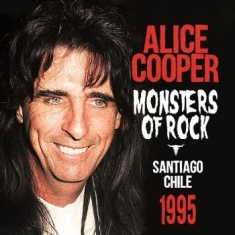 Cooper Alice - Monsters Of Rock (1995 Live Broadca