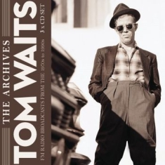 Tom Waits - Archives The (3 Cd Box) Broasdcast