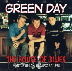 Green Day - House Of Blues 1998 (Live Broadcast