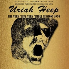 Uriah Heep - The Very 'eavy Very 'umble Sessions