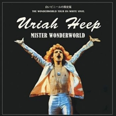 Uriah Heep - Mister Wonderworld (White)
