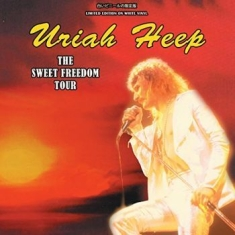 Uriah Heep - The Sweet Freedom Tour (White)