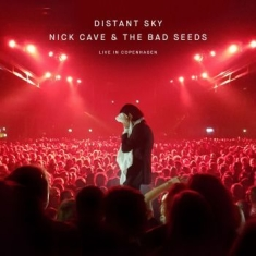 Cave Nick & The Bad Seeds - Distant Sky Ep - Live In Copenhagen