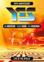 Yes Featuring Jon Anderson, Trevor - Live At The Manchester Apollo 2017