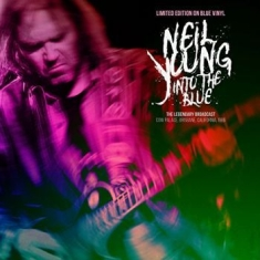 Neil Young - Into The Blue (Blue Vinyl)