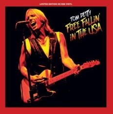 Tom Petty - Free Fallin' In The Usa (Red)