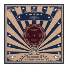 "Presley Elvis - Us Ep Collection 1 - 10 Ep (12"")"