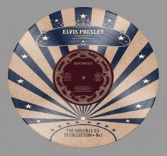 Presley Elvis - Us Ep Collection 1 (Pic Disc) 10""