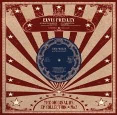 "Presley Elvis - Us Ep Collection 2 (10"")"