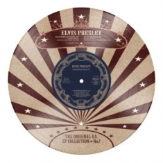 Presley Elvis - Us Ep Collection 2 (Pic Disc) 10""