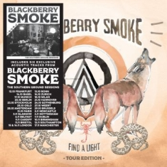 Blackberry Smoke - Find A Light (Tour Edition W/Bonus